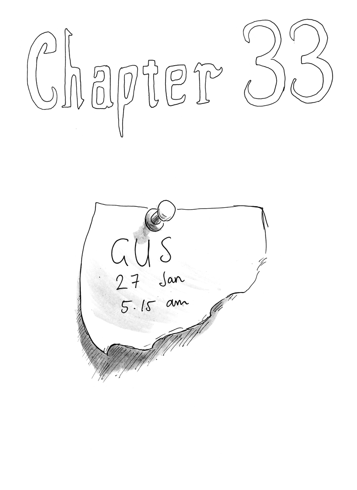 Refer back to chapter 29 if you can't remember the deal here.